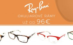 RayBan už od 96€