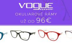 Svetové Vogue už od 96€