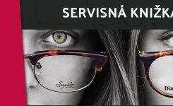 NOVINKA – Servisná knižka